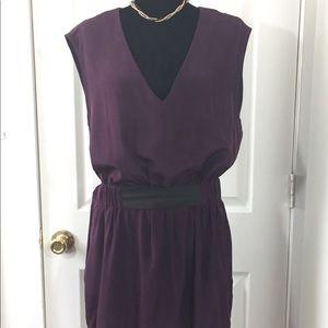 Rachel Rachel Roy   Sleeveless Dress   Purple